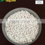 Polythylene granules white masterbatch for injection,extrusion,film blowing (without filler)