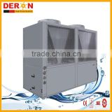 Deron high cop heat recovery air source heat pump water heater and water chiller with CE