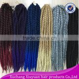Taobao china express 2x mambo havana twist braid