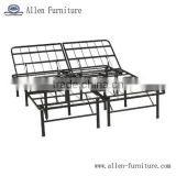 Adjustable Heavy Duty Metal Bed Frame/Mattress Foundation or Box Spring, Queen Size