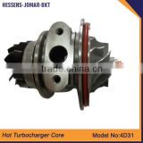4D31 turbo chra turbocharger core cartridge for excavator