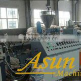 PVC Floor Tile Production Line/PVC wood plastic floor machine