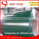 shandong steel materials color coated coil, pre-painted steel coil, color coated roofing sheet