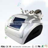 beauty products 2015 New Arrival portable cavitation beauty machine on sale Weight Loss cellulite massage beauty salon machine