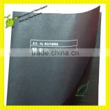 40g black glassine paper food grade from china supplier