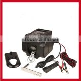 12V 2000lbs Portable Detachable Electric Boat Winch