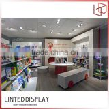 MDF material made high grade baby center shop design