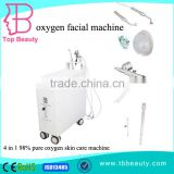 Skin Rejuvenation OEM ODM Portable Oxygen Facial Wrinkle Removal Whitening Machine For Home Use