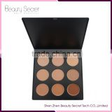 Naturactor 9 color makeup concealer contour foundation palettes professional