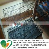 "Folding Colored Metal Pet Crate/Dog Cage 18"" 24"" 30"" 36"" 42"" 48"" 52"""