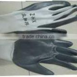 8'' - 10.5'' Length 7/10/13 gauge Cow/Pig split leather /Cotton/Polyester +PVC /PU Manufacturers silicon glove