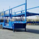 Factory directly Tri axle car truck carrier trailer for transport