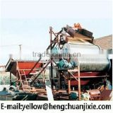 The new custom Hengchuan Double Cylinder Separator with Jaw Crusher