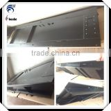 skid plate for 9 - 20 KVa silient diesel generator custom made in China