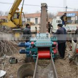 CE certificate shandong used wood drum chipper