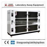 Energy-saving Lab Electric Constant Temperature Drying Oven with six heating chambers