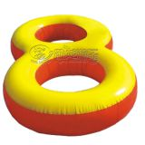 Big&Small Double Circle inflatable water toys for commercial water games/inflatable water toys