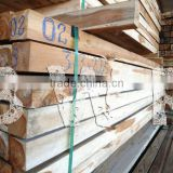 TEAK WOOD - SQUARE LOGS