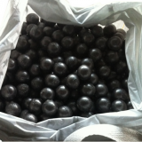 dia.40,100mm grinding media casting iron balls, alloy casting chromium steel ball with good quality