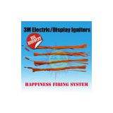 3M length Electric Igniters+ fireworks electric igniters +with pyrogen+ ematches+ fireworks electric igniters