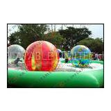 High - Strength Pvc Tarpaulin Inflatable Water Ball for Dwimming Pool