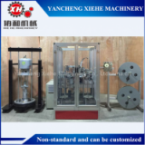 Semi-automatic Flap Disc Making Machine Supplier