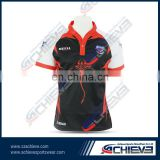 2017 new design customized Rugby Jersey quality plain rugby