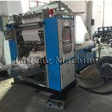 3 lanes of facial tissue cutting machine high output drawing tissue paper slitting machine