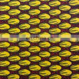 Fashion new design quality african wax fabric