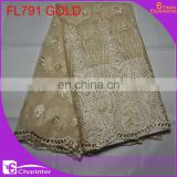 free shipping african lace embroidery swiss lace fabric