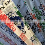 100% polyester new design printed fabrics with lower price