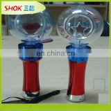 Promotional gifts for kids battery operated led flashing light balls