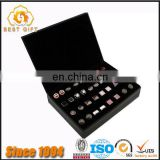 OEM High End Cuff Links and Tie Clips Display Box for Men