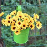 metal home decoration flower holder,metal flower pot