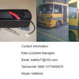 Electric folding bus door opener for Barbados city bus and mini bus(BDM100)