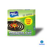 High quality China black mosquito coil for killing mosquitos with 138mm