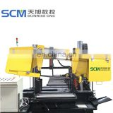 TBS1250 band sawing machine for beams and tubes