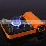 Hot Sale Portable Camping Gas Burner Stove Electronic ignition with butane gas stove