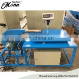 Good performance Computerized pillow filling machine with double operation table