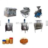 high quality full automatic peanut paste making machine tomato sesame sauce making machine peanut paste maker plant