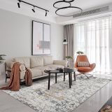 Soft modern living room luxury rugs carpet design free shipping