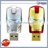 2014 NEW Funny usb drive / Iron man usb / Super hero usb                                                                         Quality Choice