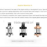 Elego Wholesale Aspire Nautilus X Tank,Stock offer Leak Proof Aspire Nautilus X with U-Tech Coil