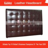 HAPPY NIGHT (B16#) PVC/PU Antique Queen Headboard For Soft Leather Bed