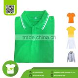 Fashion Polo shirt Collar custom t-shirt Design With Special Cuff
