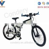 Lithium Battery electric folding mountain road bike wholesale Mountain Electric Bicycle EN14764 EN15194                                                                                         Most Popular