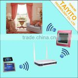 International Standard TAIYITO Domotica 2.4Hz Bidirectional home automation wifi Zigbee plc smart home electric curtain system