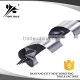 YOFO drilling YF WOOD 3/8 Double Useing Square hole saw drilling bit