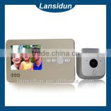 "2.8"" door eye hole camera viewer home automation"