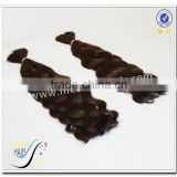 brazilian 100% human hair bulk hair extensions virgin hair bulk without weft for wig making